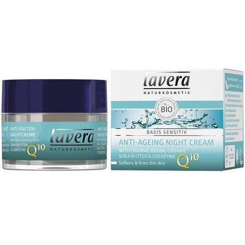 Krem regenerujący na noc z koenzymem q10 - marki Lavera