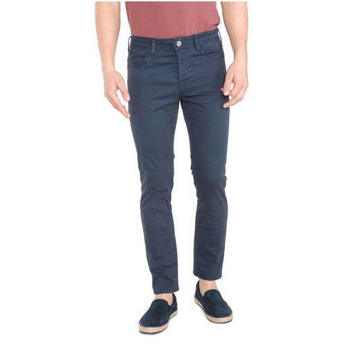 tim spodnie niebieski 31/32 marki Jack & jones