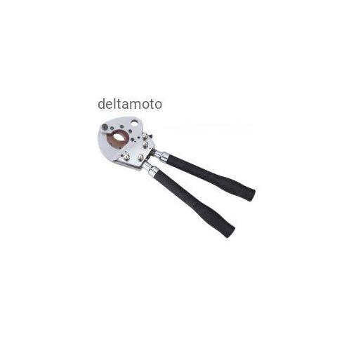 Nożyce do kabli 630 mm² z systemem blokującym