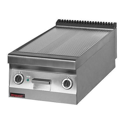 Płyta grillowa elektryczna | KROMET 900.PBE-450R-C