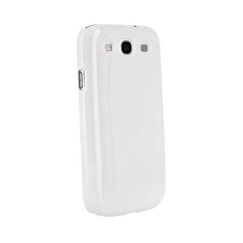Etui ISY ISG 3000 do Samsung Galaxy S3 Biały, kolor biały