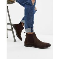 suede chelsea boot in brown - brown, Ben sherman