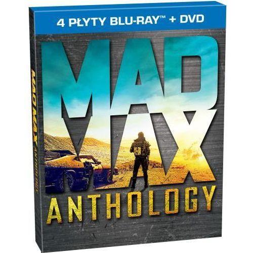 Mad Max. Antologia (Blu-ray) - George Miller DARMOWA DOSTAWA KIOSK RUCHU (7321999338725)
