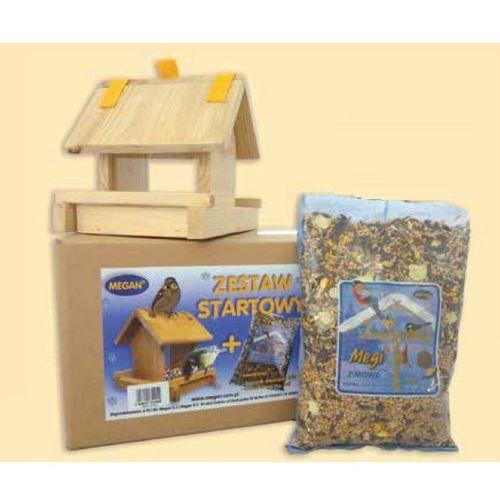 zestaw startowy dla ptaków na zimę dla ptaków na zimę marki Megan