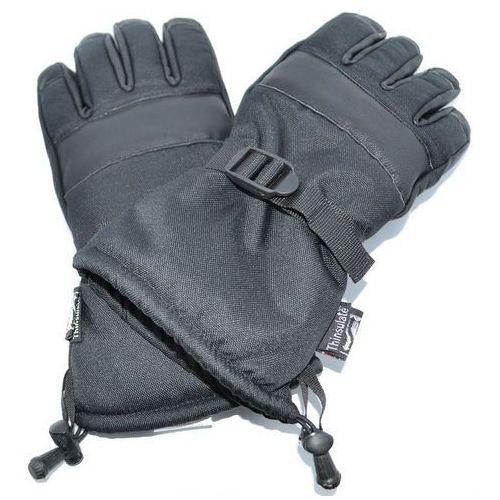 Rękawice zimowe SHARG Polar Xtreme Thinsulate (5040BK) (2010000051948)