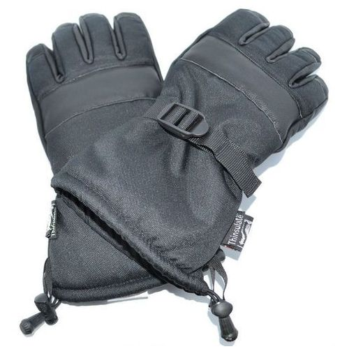 Rękawice zimowe sharg polar xtreme thinsulate (5040bk) marki Sharg products group