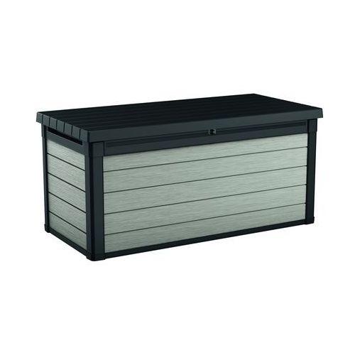 Keter Skrzynia balkonowa na pokrowce denali duotech deck box 380l (7290106938885)