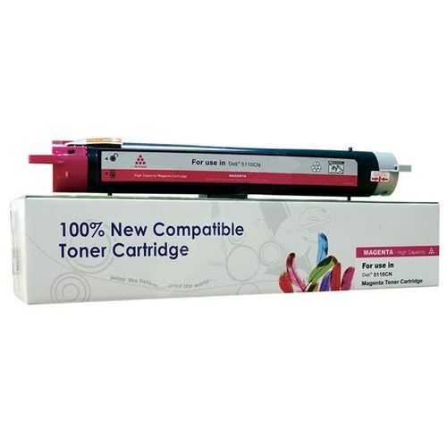 Cartridge web Toner cw-d5110mn magenta do drukarek (zamiennik dell 593-10125 / kd557) [12k]