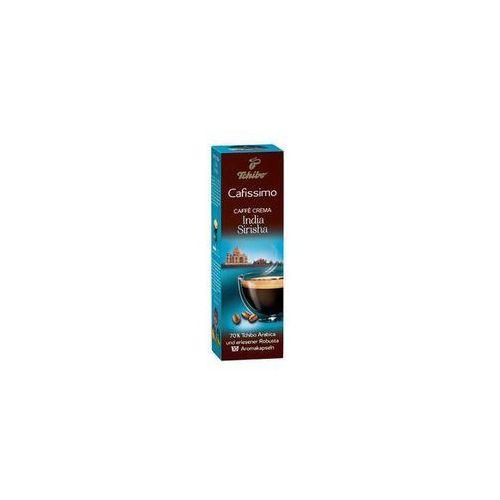 Tchibo  cafissimo caffe crema india sirisha 10x8g (4046234654530)
