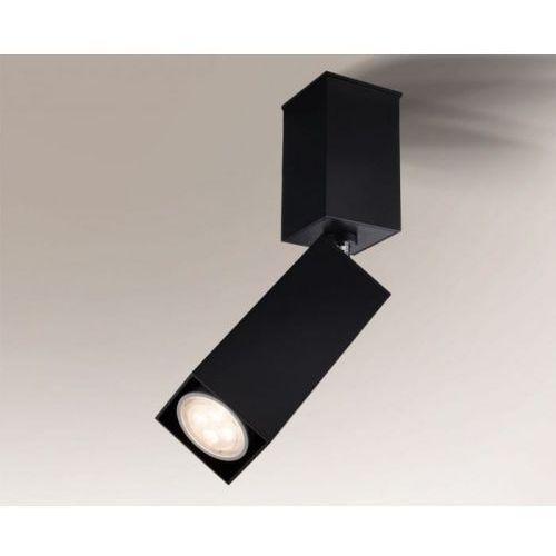 Shilo Shima reflektor 2203/gu10/cz 30/19cm czarny