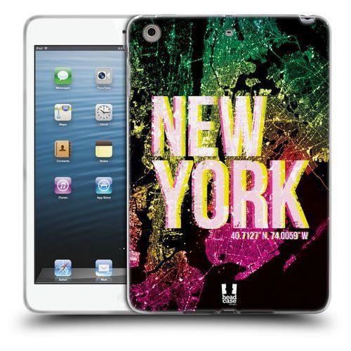 Etui silikonowe na tablet - Światła Miast Nowy Jork