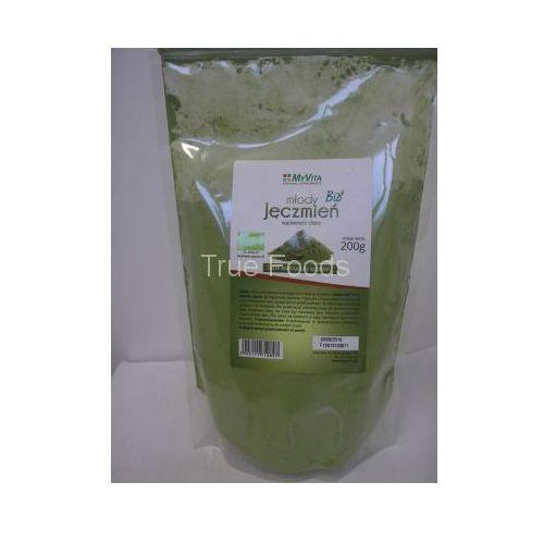 Młody zielony jęczmień 100% 200g (5906395684465). Najniższe ceny, najlepsze promocje w sklepach, opinie.