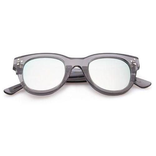 Okulary Słoneczne Spektre She Loves You SY02/Grey Transparent (Silver Mirror)