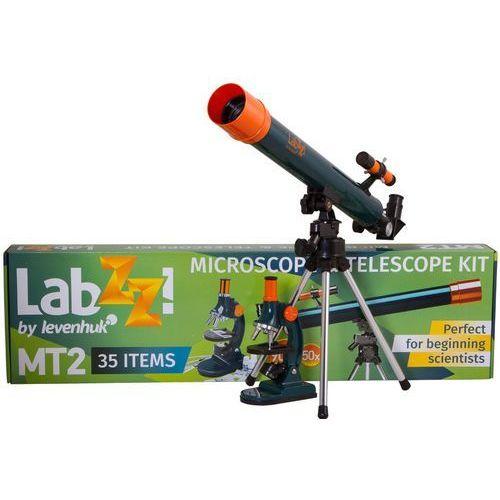 Zestaw labzz mt2 z mikroskopem i teleskopem + darmowy transport! marki Levenhuk