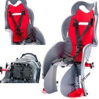 Htp Fotelik dla dziecka sanbas na bagażnik ciemnoszary