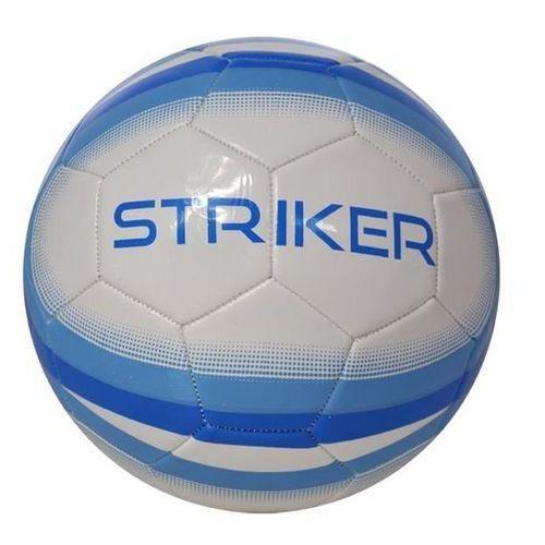 Piłka nożna TRENINGOWA AXER STRIKER BLUE/WHITE - Niebieski ||Biały