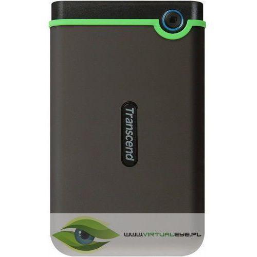 Transcend Dysk StoreJet 2.5 M3E 2TB Portable HDD MS3 SLIM (0760557840886)