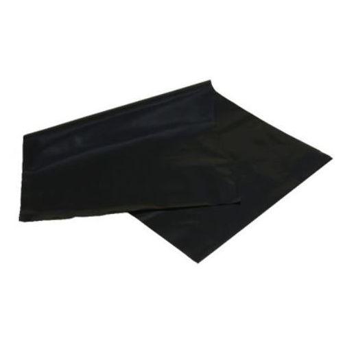 Ronney hairdessign cape jednorazowe pelerynki fryzjerskie z foli czarnej 50 sztuk