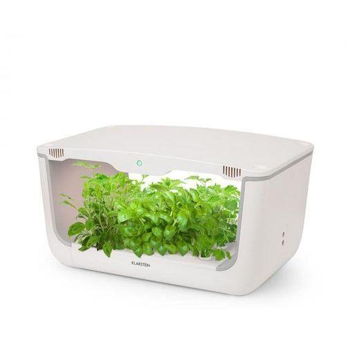 Klarstein growit farm elegancki ogród domowy 28 roślin 48 w led 8 l (4060656110658)