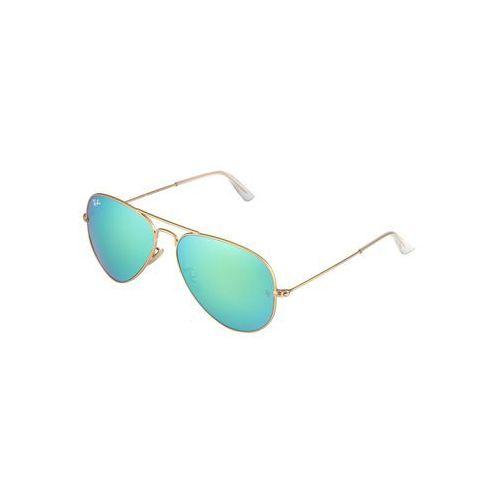 Ray-ban rb 3025 112/19 aviator okulary przeciwsłoneczne + darmowa dostawa i zwrot (8053672000542)