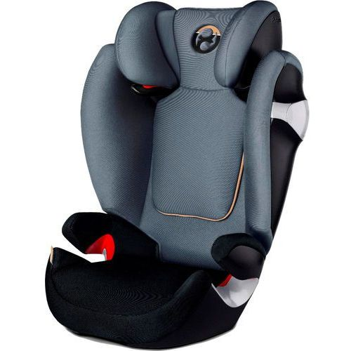 gold fotelik samochodowy solution m graphite black-dark grey, marki Cybex