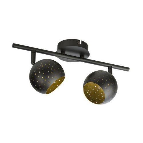 Listwa reflektorowa ydro czarno-złota g9 marki Inspire