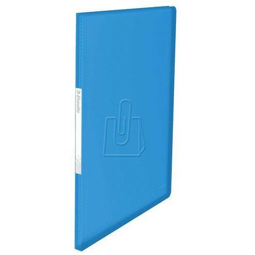Teczka ofertowa Esselte Vivida A4/20k. niebieska 623990