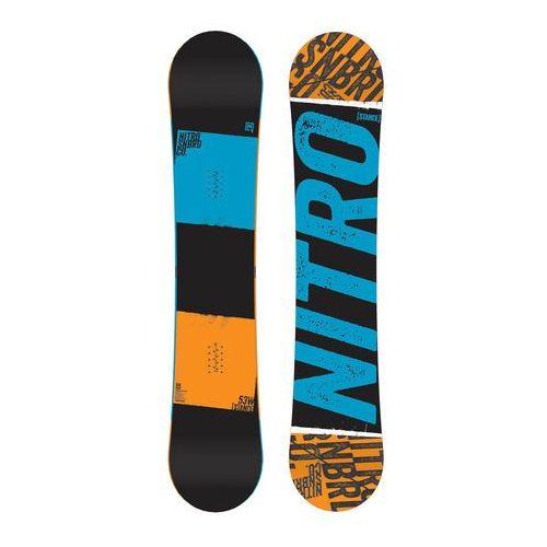 Nitro Potestowa deska snowboard stance 159w