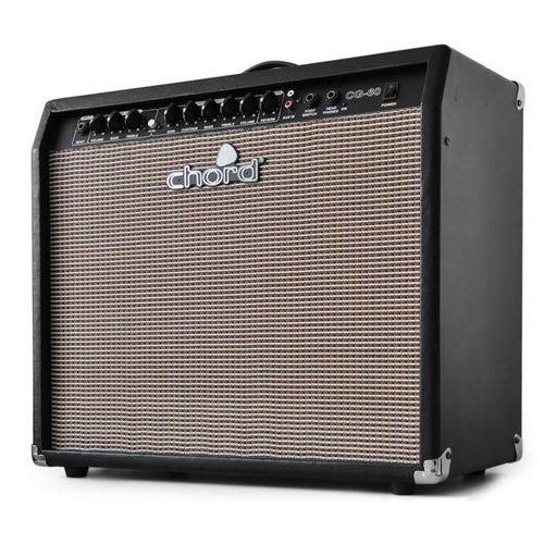 E-wzmacniacz gitarowy Chord CG-60 30cm Drive Reverb FX (nagłośnienie gitarowe)