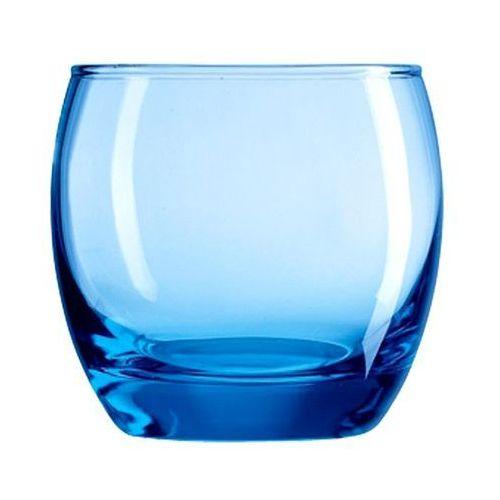 Szklanka niska 0,32 l, niebieska   ARCOROC, Salto