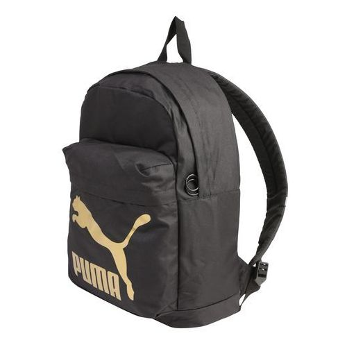 PUMA Plecak sportowy 'Originals Backpack' złoty / czarny (4060981726760)