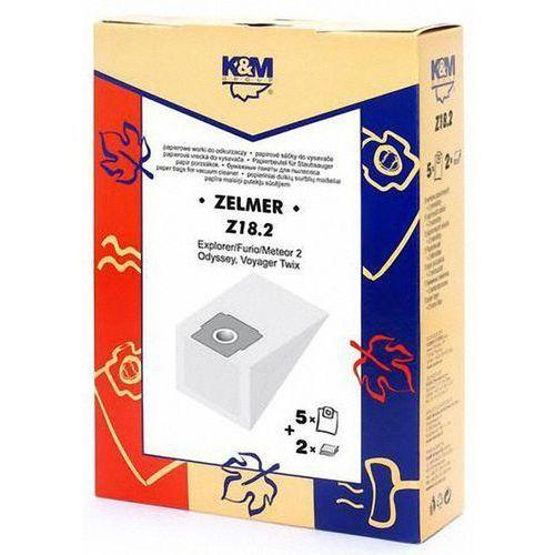 Worek do odkurzacza K&M Z18.2 (5 sztuk) + Zamów z DOSTAWĄ JUTRO!