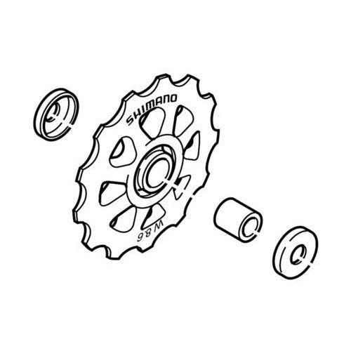 Kółko przerzutki rd-c050 tx70/50/30 czarny marki Shimano