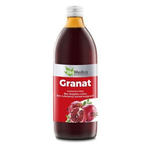 Granat sok 100% (1 l) EkaMedica, EkaMedica