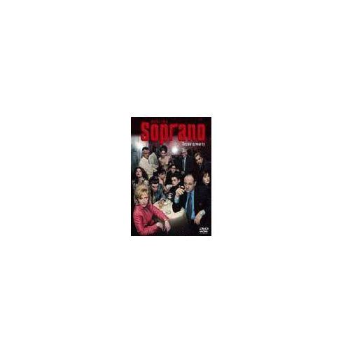 Rodzina Soprano, sezon 4 (4xDVD) - Daniel Attaias, Jack Bender DARMOWA DOSTAWA KIOSK RUCHU (7321909252080) - OKAZJE