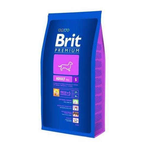 Brit  premium adult s (small) 8kg (8594031449386)