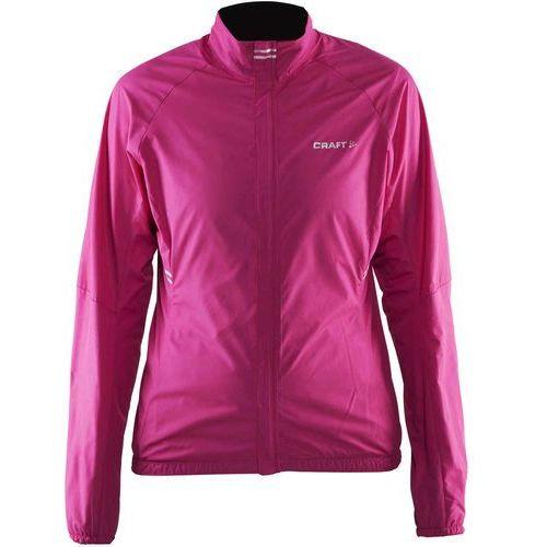 kurtka rowerowa damska velo wind w pink m marki Craft