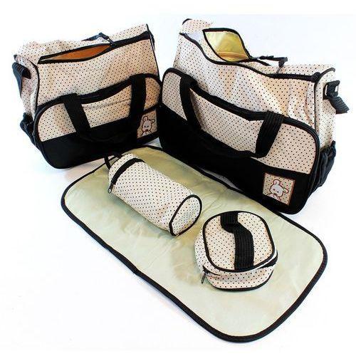 Torba torby na wózek zestaw mamy 5w1 marki Apte