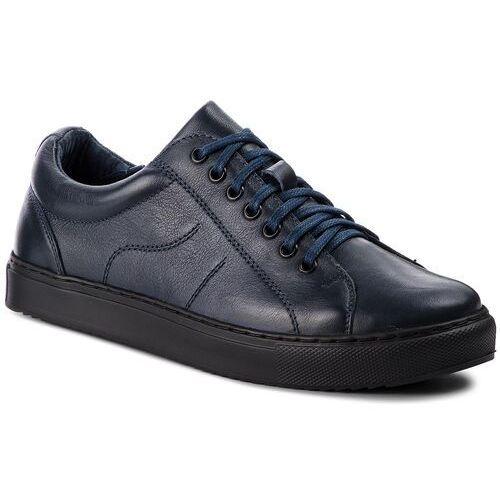 Sneakersy SERGIO BARDI - Cornizzai FW127369818GR 107, kolor niebieski