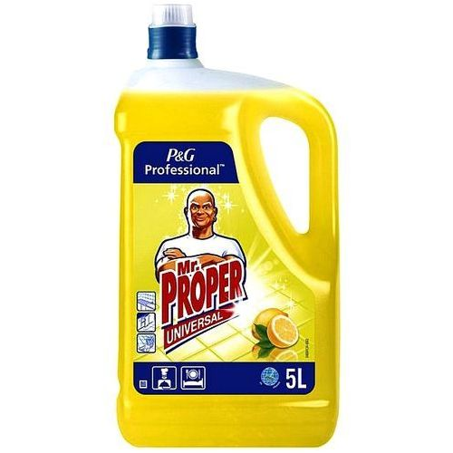 Mr proper Płyn mr. proper uniwersal lemon 5l