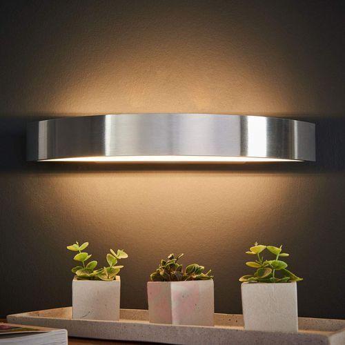 Yona – kinkiet LED, aluminiowy, 37,5 cm