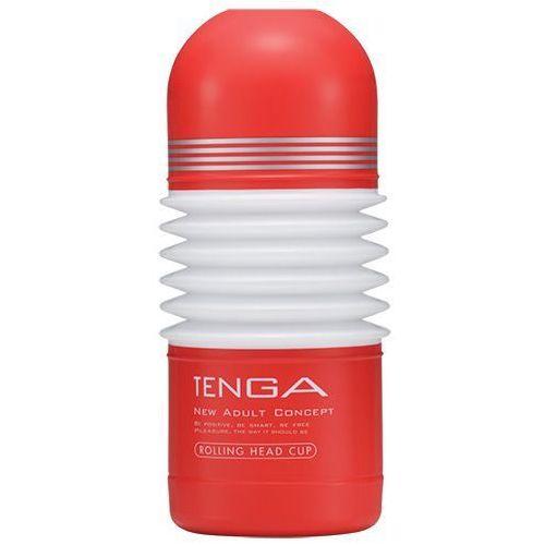 MASTURBATOR TENGA ROLLING HEAD CUP RED