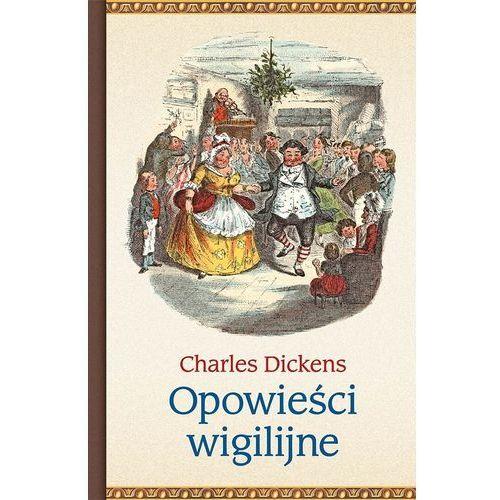 Opowieści wigilijne - Dostępne od: 2014-12-01 (9788377852934)