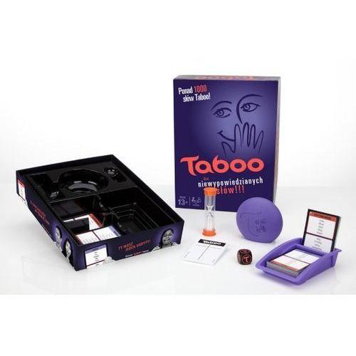 Towarzyska imprezowa familijna  taboo a4626 marki Hasbro