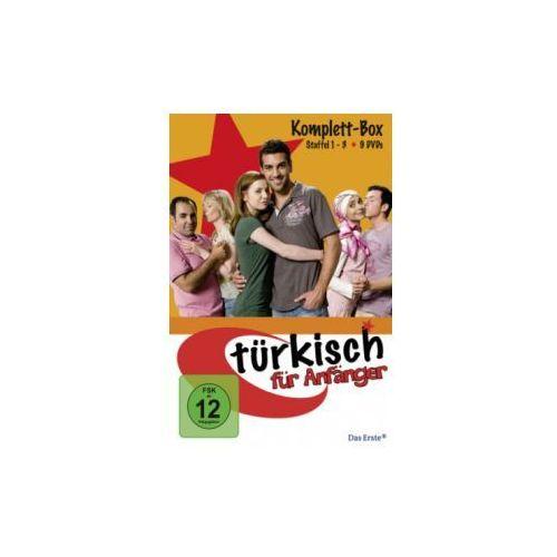 Türkisch für Anfänger - Komplettbox, Staffel 1, 2 & 3, 9 DVDs