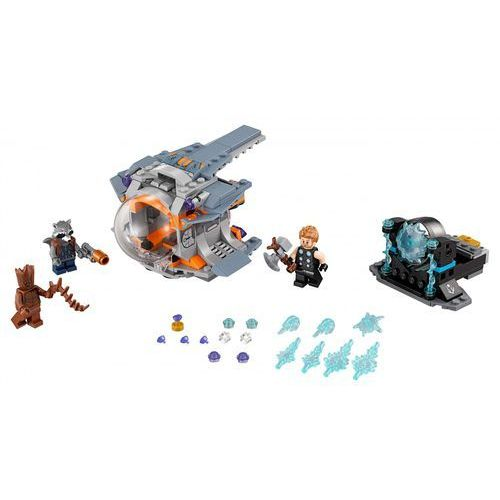 Lego SUPER HEROES Poszukiwanie broni thora thor's weapon quest 76102