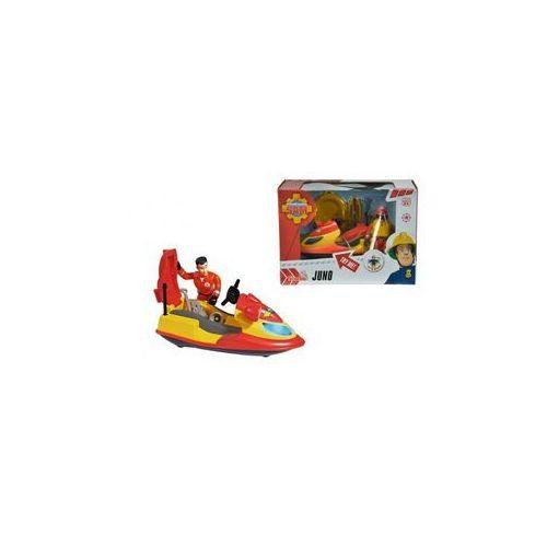 Simba strażak sam skuter ratowniczy z figurką (4052351007029)