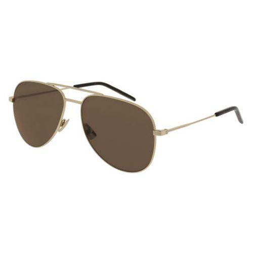 Saint laurent Okulary słoneczne classic 11 polarized 014