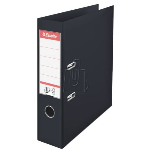Segregator Esselte A4/75 Power No.1 czarny 811370