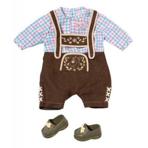 Baby born - strój chłopięcy bawarski marki Zapf